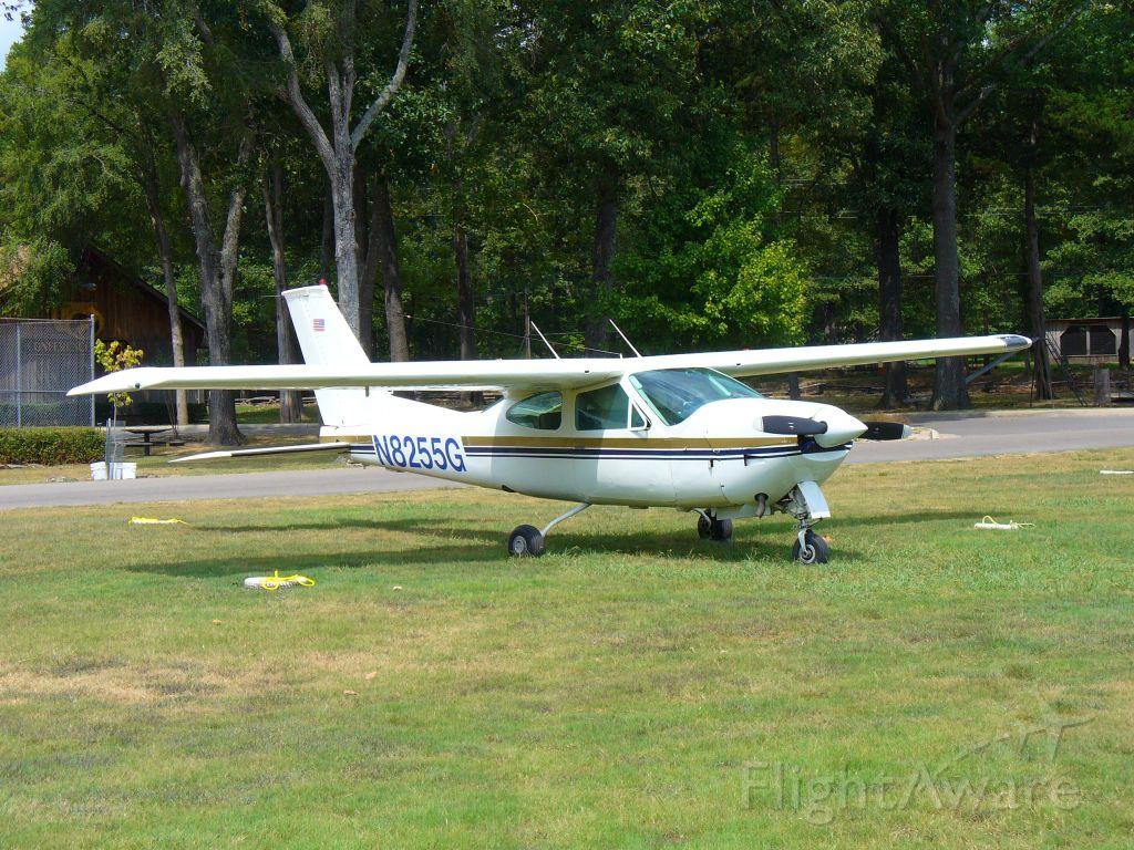 Cessna Cardinal (N8255G) - N8255G, 1971 C177 RG. At Gaston Trout Resort, White River Arkansas. August 19, 2007.