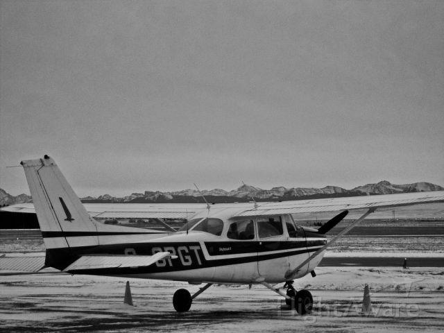 Cessna Skyhawk (C-GPGT) - CGPGT Cessna 172 Skyhawk.
