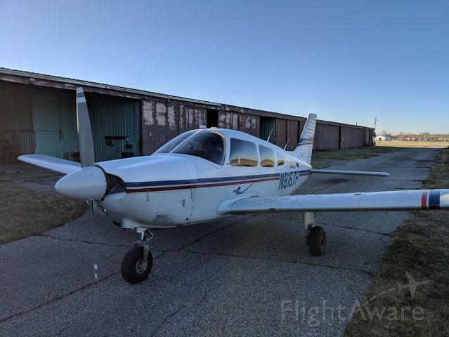 Piper Cherokee (N8167F) - Eximious Flying Club