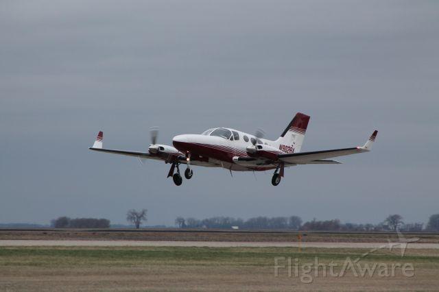 Cessna Chancellor (N902BA)
