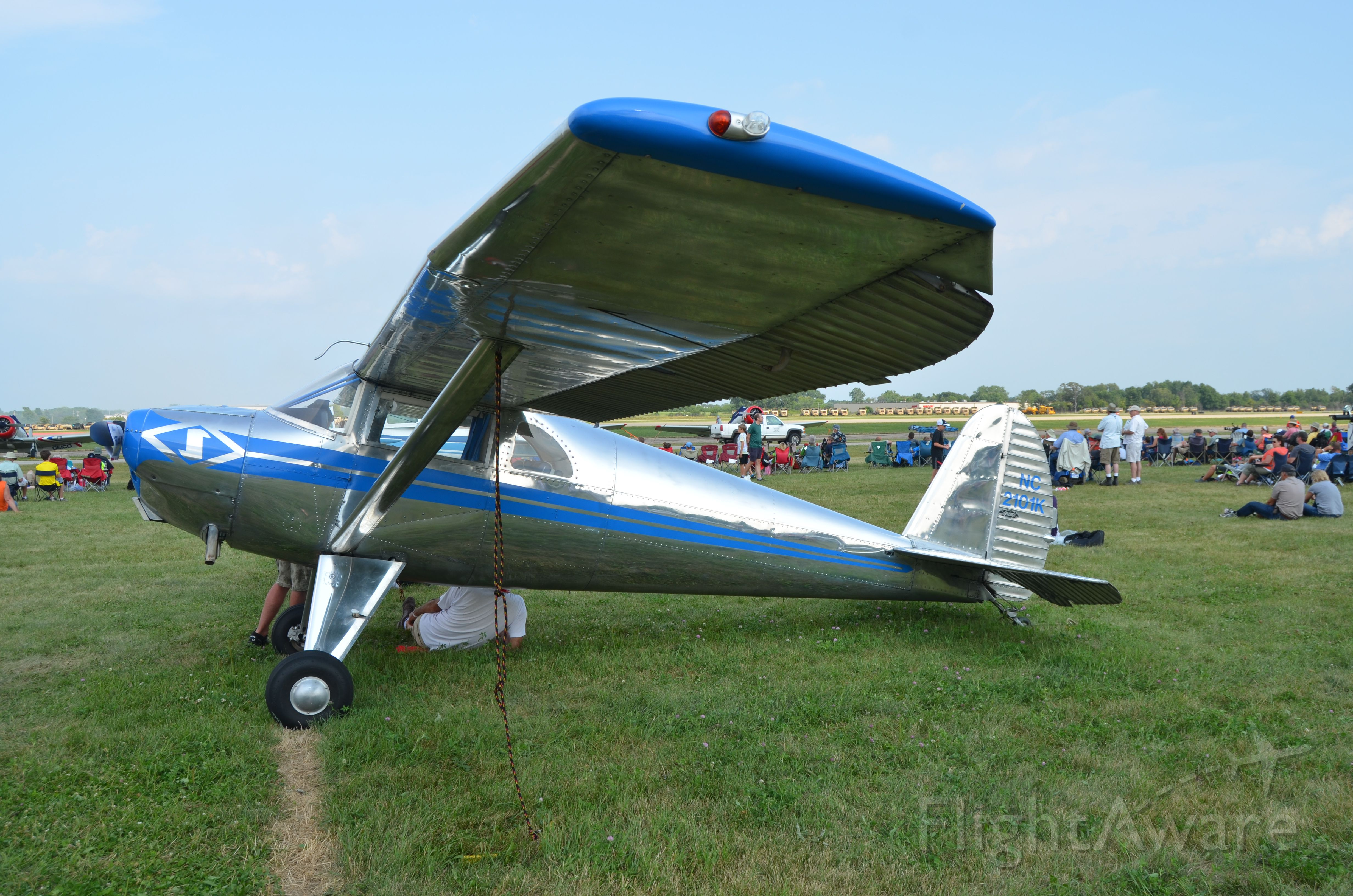 TEMCO Silvaire (N2101K) - AirVenture 2014