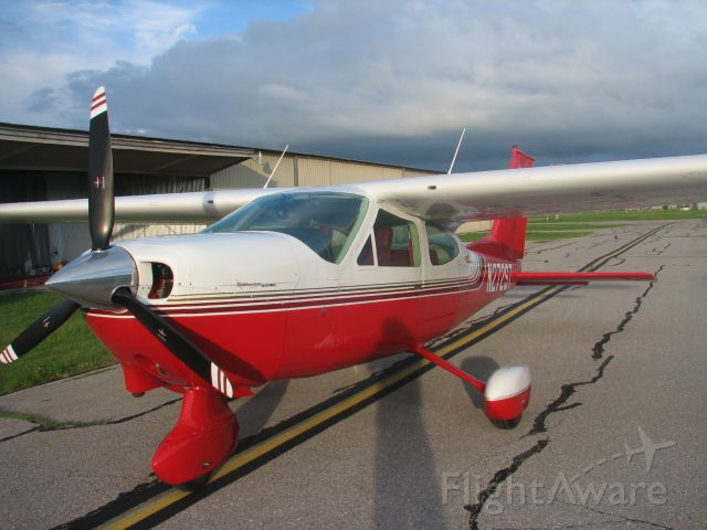Cessna Cardinal (N272ST) - Sports car with wings!