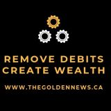 Remove Debits and Create Wealth