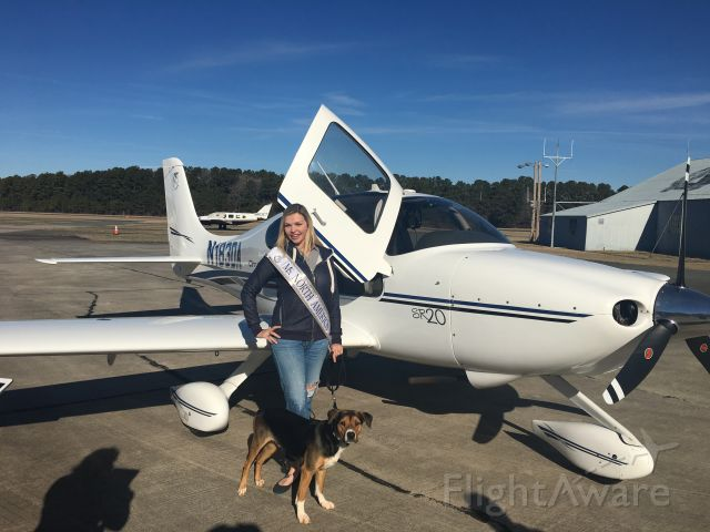 Diamond DA-20 (N183DA) - Transporting rescue dogs for Pilots N Paws With Sherryl Pascal-Schmidt