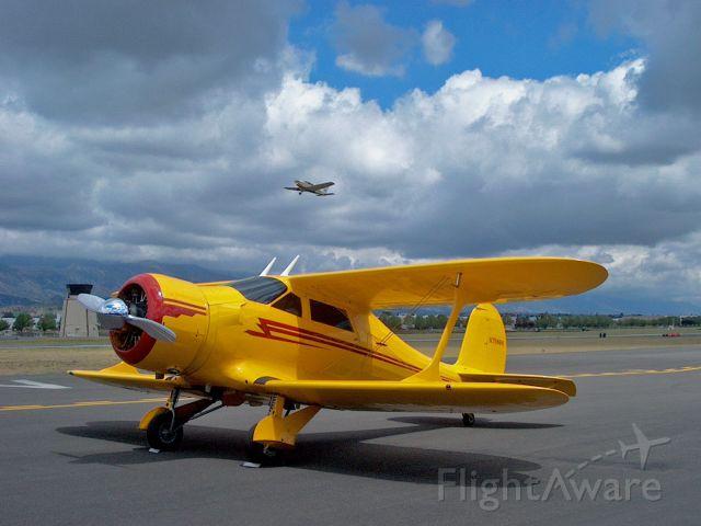 Cessna Skyhawk (N79484) - 1943 Beech  D17S