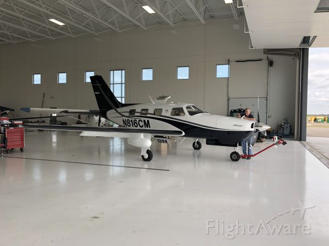 Piper Malibu Mirage (N816CM)