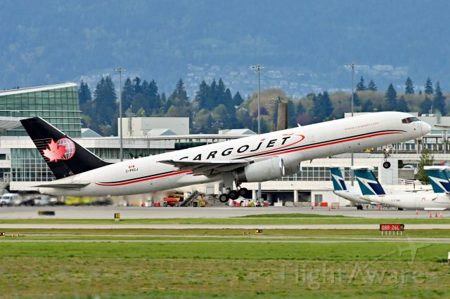 Boeing 757-200 (C-FKCJ)