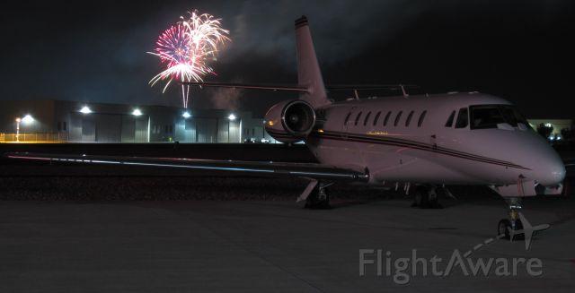 Cessna Citation Sovereign —