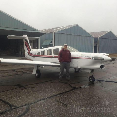 Piper Saratoga (N2105B) - Wings with The Word mission flight!