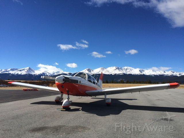 Piper Cherokee (N9372W)