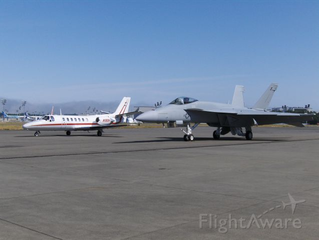 Cessna Citation II (N769H)