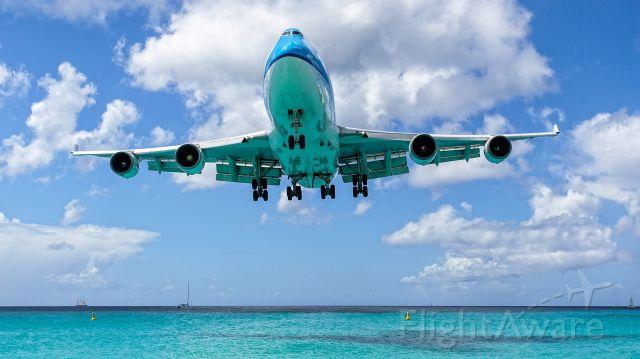 Boeing 747-400 (PH-BFB)