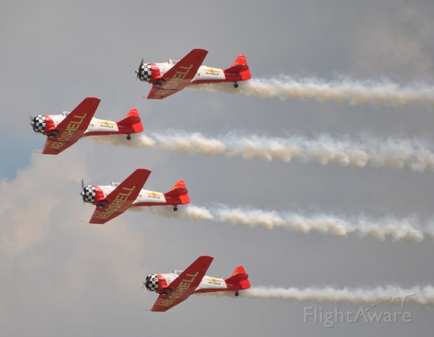 — — - Dayton Air Show 2010
