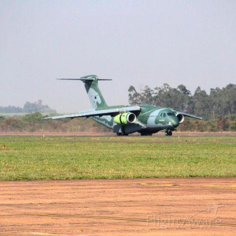 EMBRAER KC-390 (PT-ZNG) - Academia da Força Aérea - AFA (Pirassununga-SP - Brasil)<br />Evento: Portões Abertos 2019