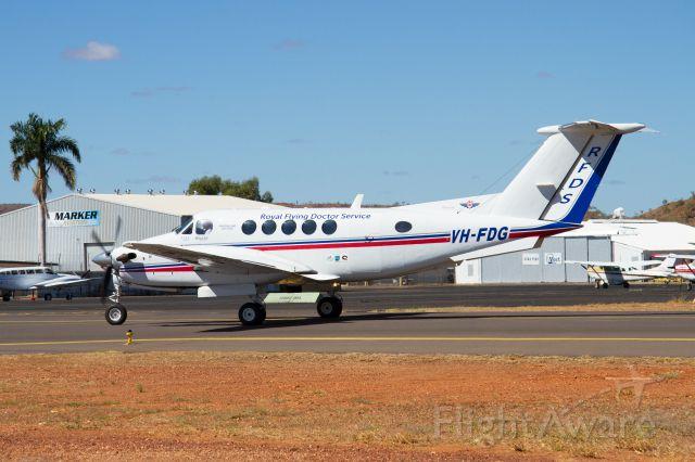 Beechcraft Super King Air 200 (VH-FDG)
