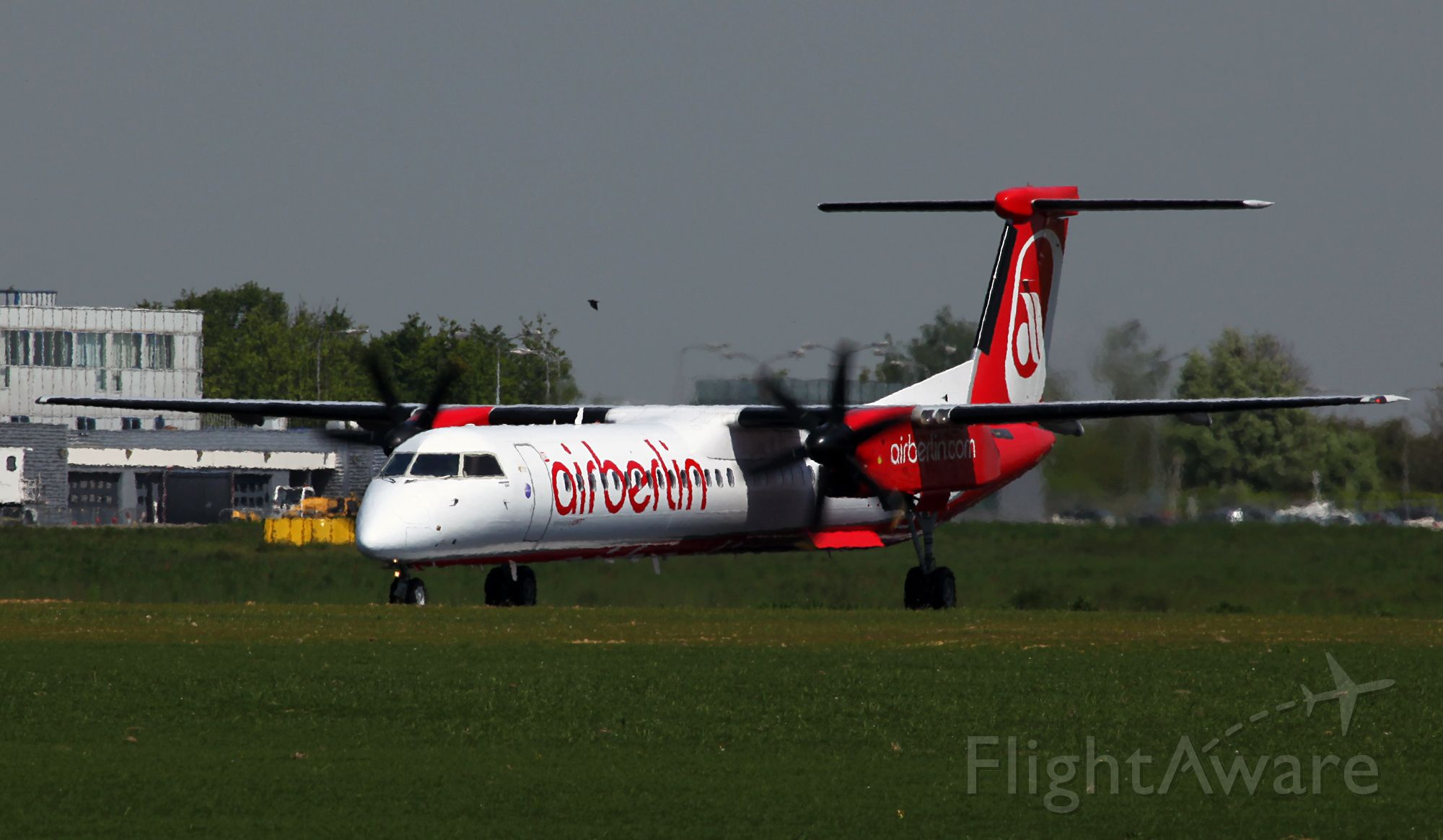 de Havilland Dash 8-400 (D-ABQI)