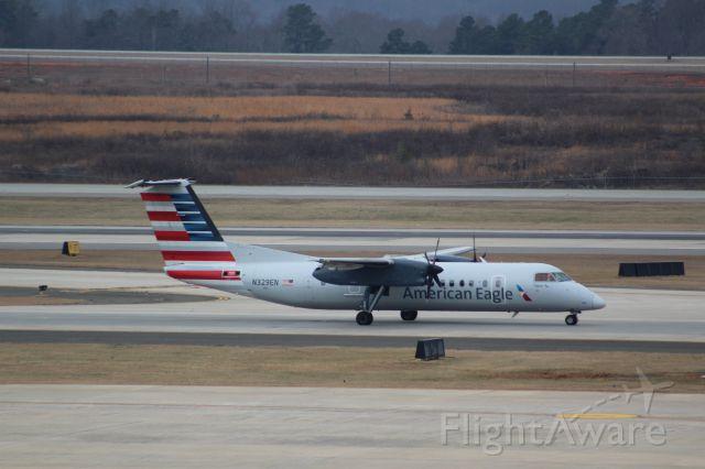 de Havilland Dash 8-300 (N329EN)