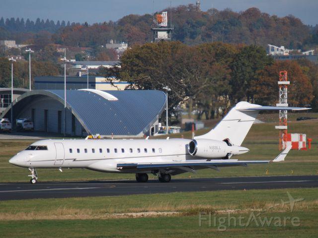 Bombardier Global Express (N169LL)