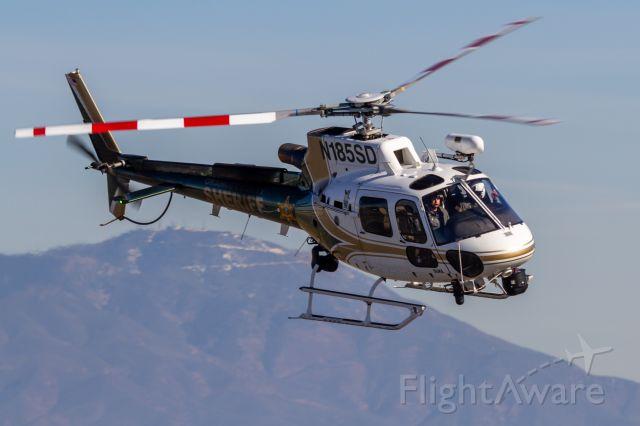 Eurocopter AS-350 AStar (N185SD)