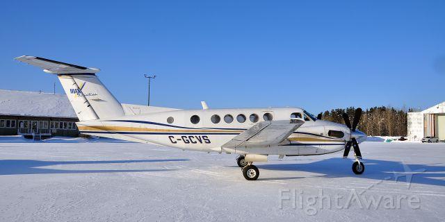 Beechcraft Super King Air 200 (MAX210)