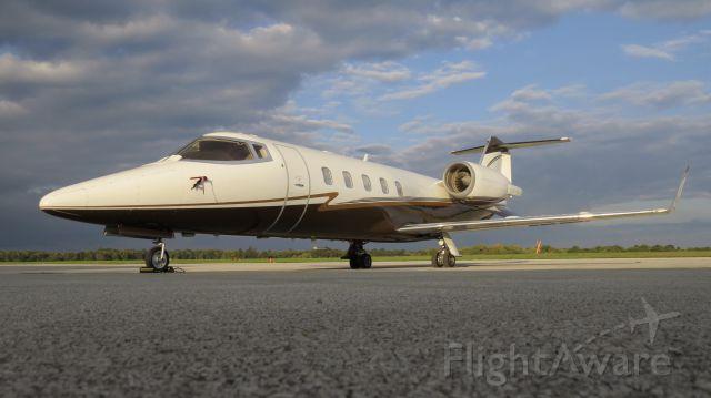 Learjet 60 (PWA604)