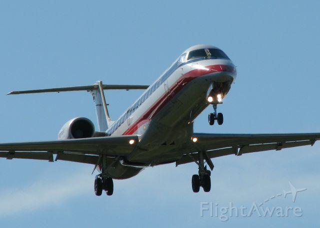 Embraer ERJ-145 (N684JW) - Landing on runway 32 at the Shreveport Regional airport.