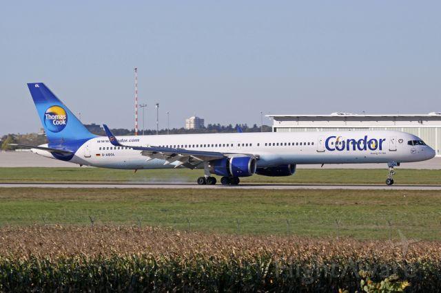 BOEING 757-300 (D-ABOL)