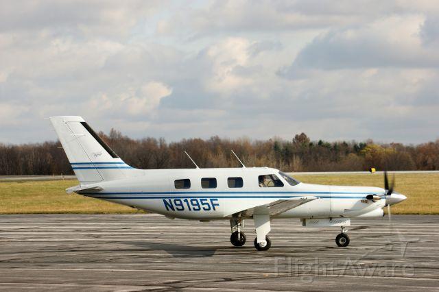 Piper Malibu Mirage (N9195F)
