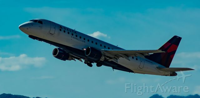Embraer 175 — - Departing RWY 7L