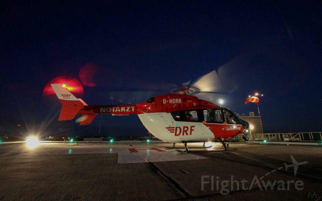 Eurocopter EC-635 (D-HDRR) - EC-H145 , rescue Helicopter -