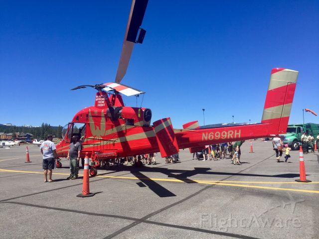 N699RH — - 2019 Truckee Tahoe Air Show