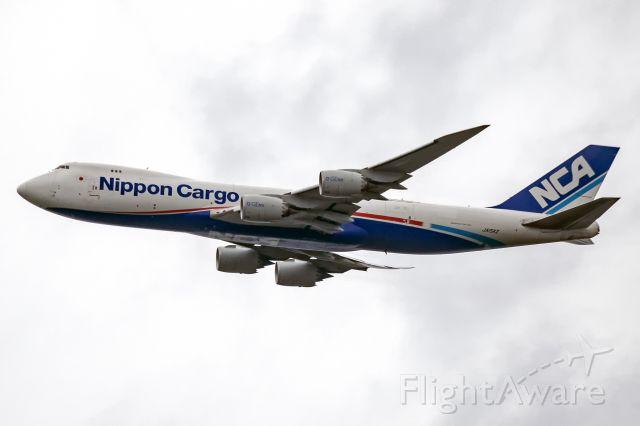 Boeing 747-200 (JA15KZ)