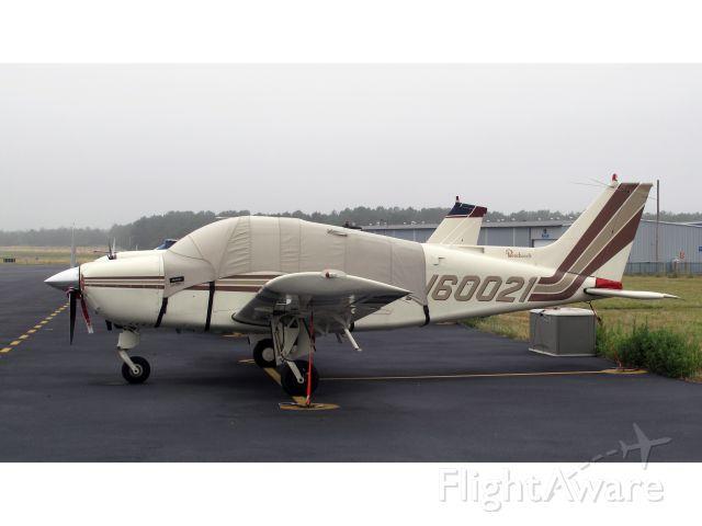 Beechcraft Sierra (N60021)