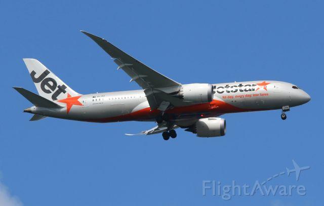 Boeing Dreamliner (Srs.8) (VH-VKH) - WINGFLEX!!