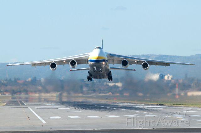 Antonov An-12 (UR-82009)