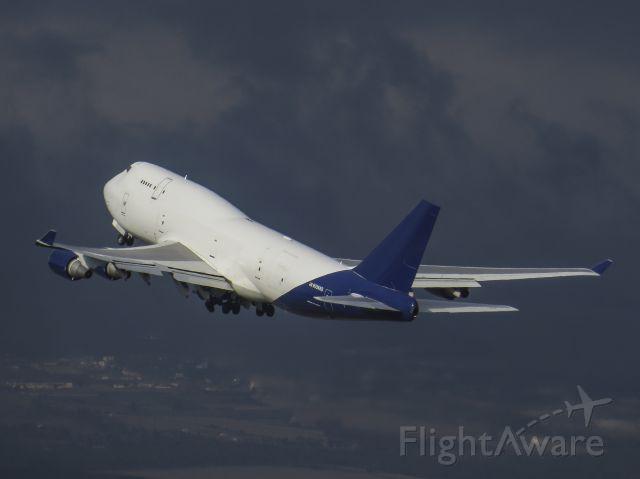 Boeing 747-400 (N356KD)