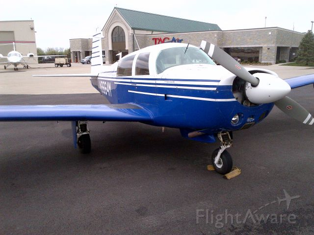 N9664M — - Delivery Day @ TAC Air KLEX!