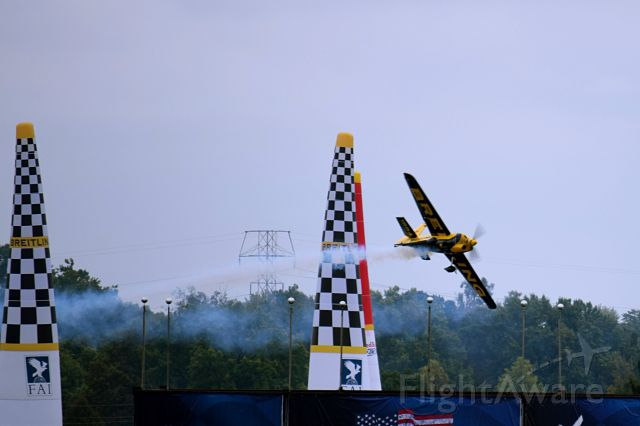 — — - Francois LeVot 2016 Red Bull Air Race - Indianapolis Motor Speedway