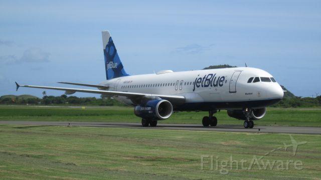 Airbus A320 (N503JB)