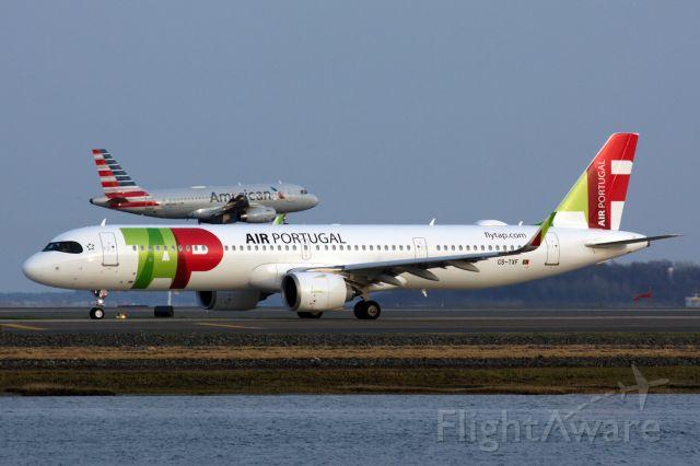 Airbus A321neo (CS-TXF)