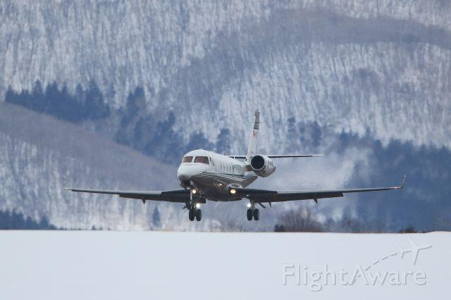 IAI Gulfstream G100 (C-FRJZ) - February 9th 2019:Jetport Inc<br />IAI - Israel Aircraft Industries Astra SPX ASTR,<br />NOME(OME/PAOM)-Hakodate(HKD/RJCH).Japan.