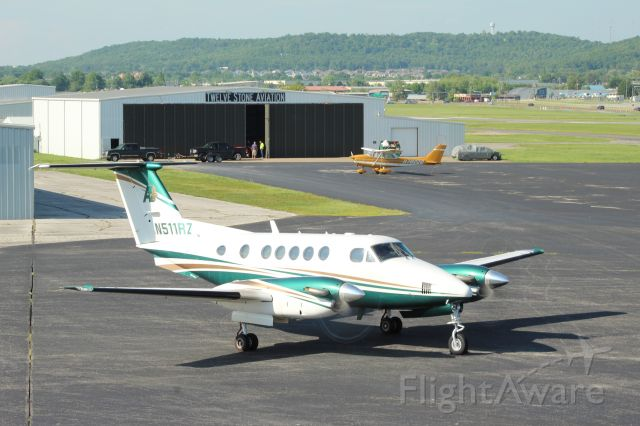 Beechcraft Super King Air 200 (N511RZ)