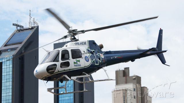 Eurocopter AS-350 AStar (PR-HEM)
