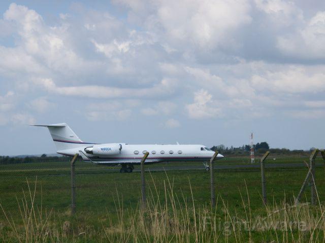 Gulfstream Aerospace Gulfstream IV (N180CH) - N180CH CL 600S CN 1005  DEP EINN 13-04-2008