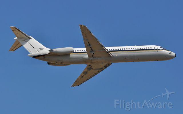 Douglas DC-9-10 (16-0051)
