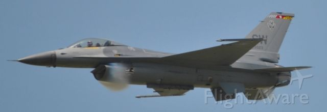 Lockheed F-16 Fighting Falcon — - Dayton Air show 2010