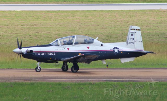 Raytheon Texan 2 (04-3731)