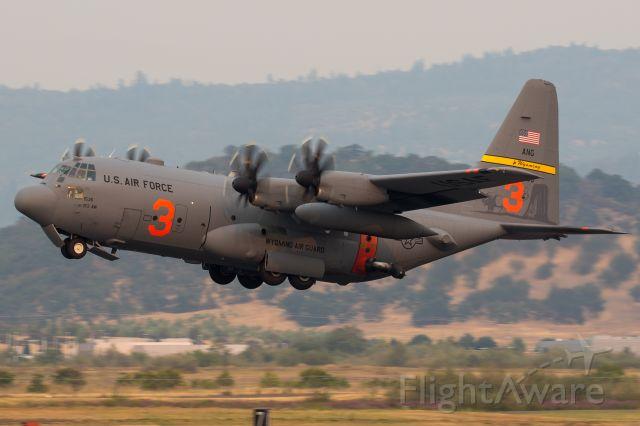 Lockheed C-130 Hercules (92-1536)