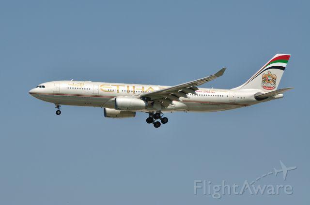 Airbus A330-200 (A6-EYF) - 2012/5/5