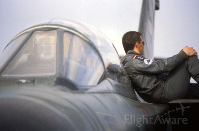 PANAVIA Tornado (GAF4595) - On the Wing,Tornade,German Airforce ;RAF Mildenhall Air Base ,UK , May 1998